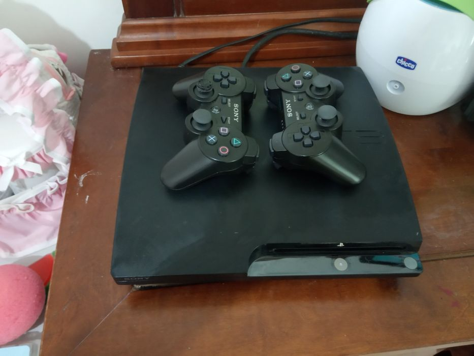 Vendo meu PS3 de uso