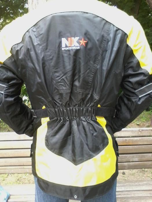 Geaca motor NDK Sports Wear, mas.M, impermeabila