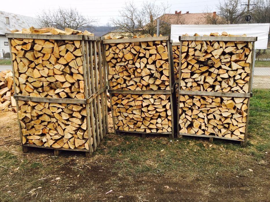 Depozit lemne, deseuri, carbuni, cherestea