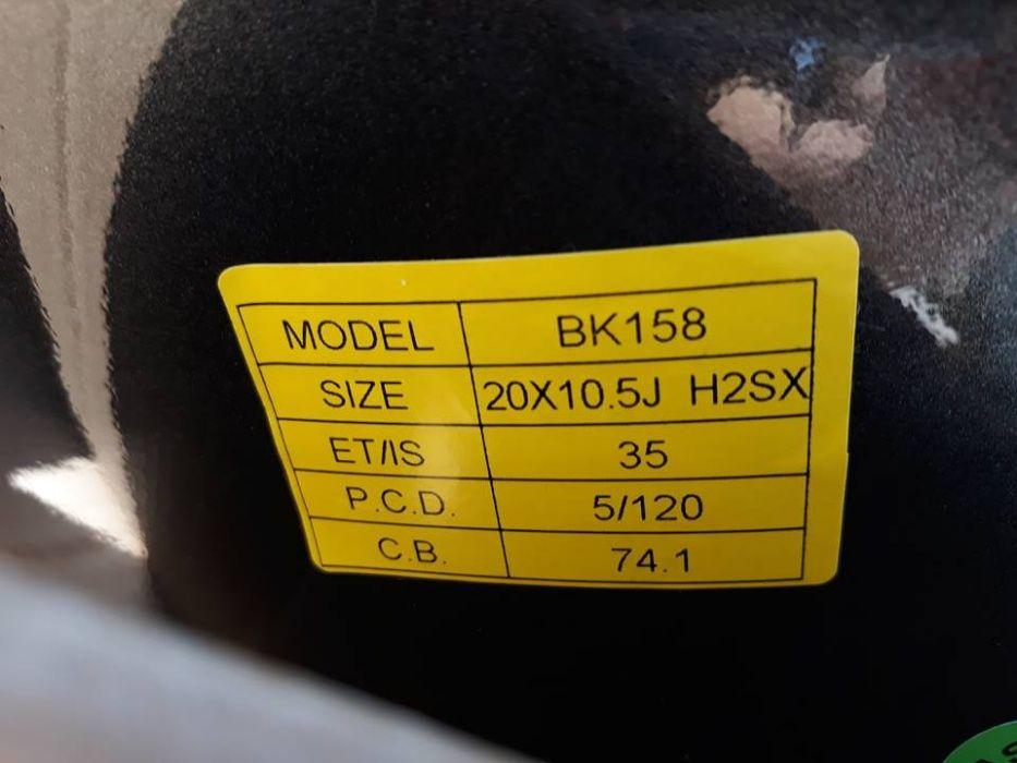 Джанти style 214 за БМВ Х5 Х6 20'' цола BMW X5 X6 e53 e70 e71 Нови гр. Елхово - image 12