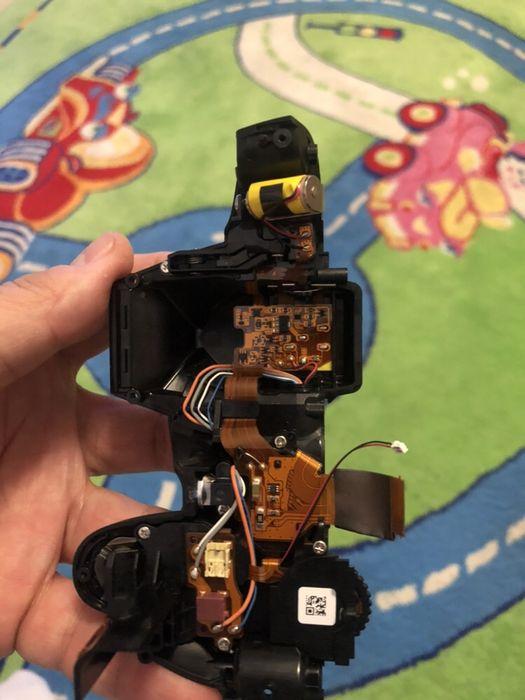 Ansamblu blitz panglici si butoane Nikon D3300