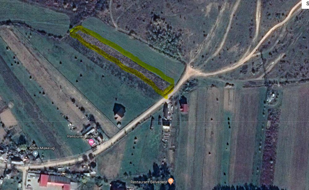 Vanzare  terenuri constructii Bistrita Nasaud, Beclean  - 120 EURO