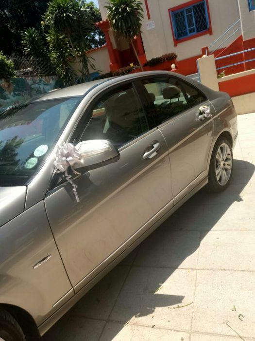 Alugue conosco Mercedes por apenas 7000mt por dia