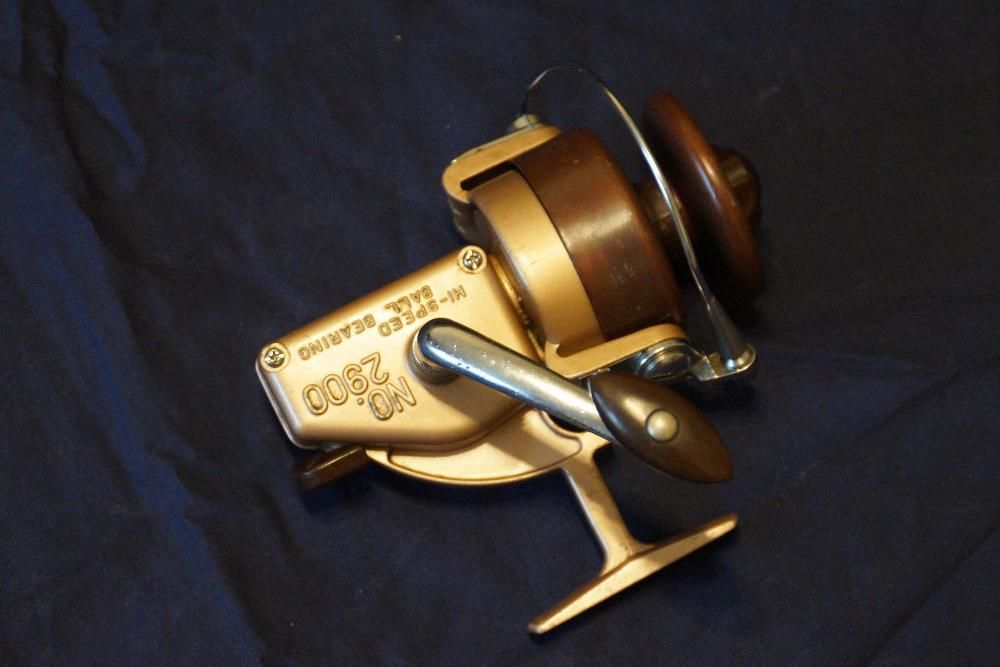 Mulineta Roddy 2900 - de colectie, veche, vintage, pescuit