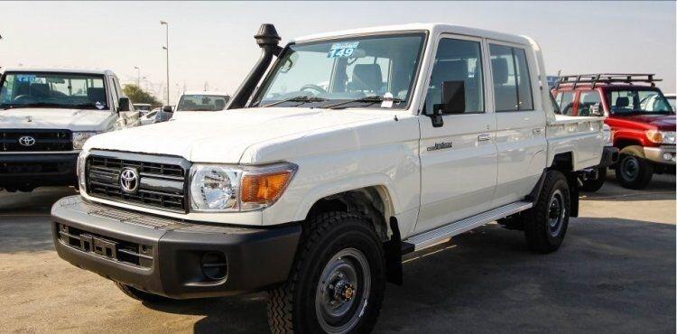 Toyota Land-cruiser