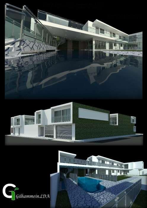 Nando gil (arquitecto e designer , logos e paginas web)