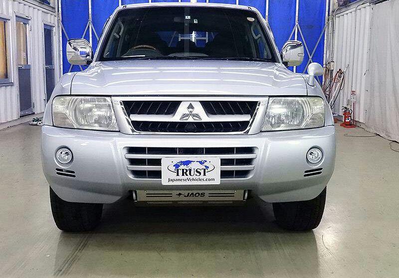 Mitsubishi Pajero disponível