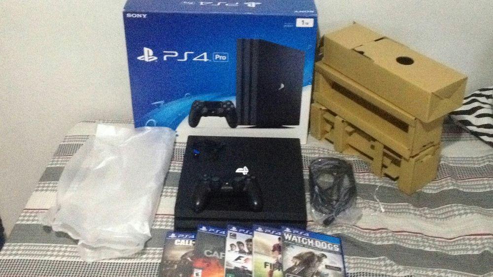 PlayStation 4 Pro Viana - imagem 2