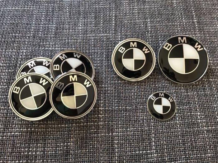 Seturi embleme BMW (4 modele)