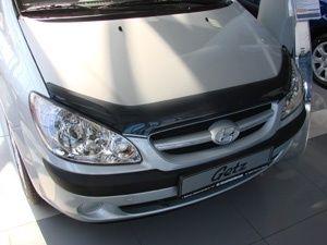Защита фар на Hyundai