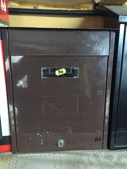 Cutii postale ComSafe