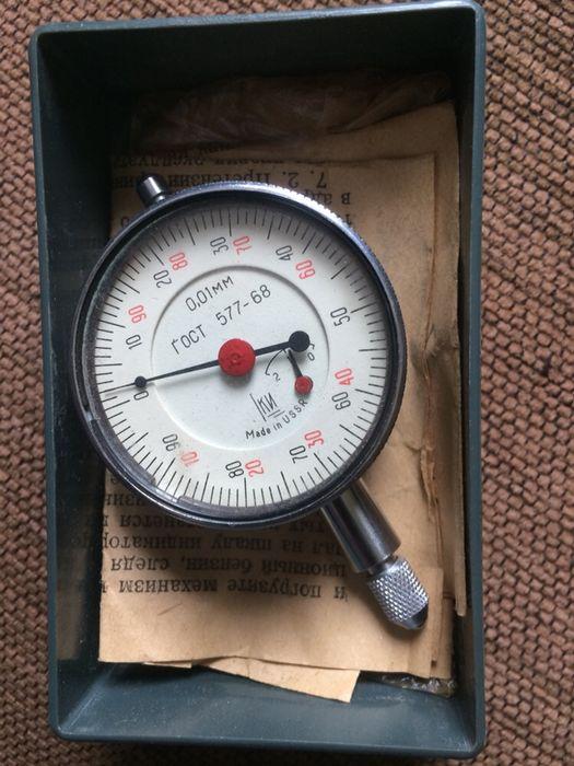 Измерительный прибор для токаря.