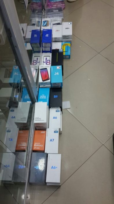 Full stock de mobile