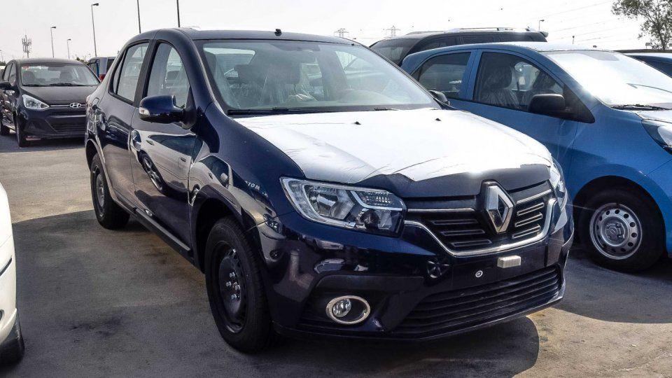 Renault Symbol novo