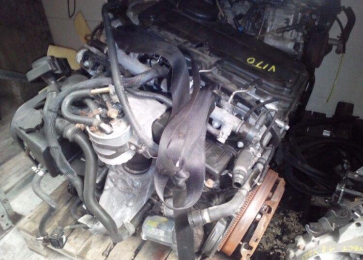 Turbina Mercedes Vito w639 111 CDI