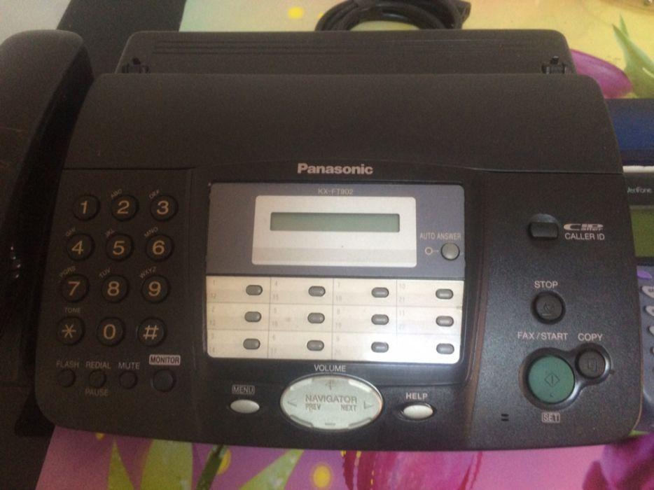 Vand telefon -fax Panasonic