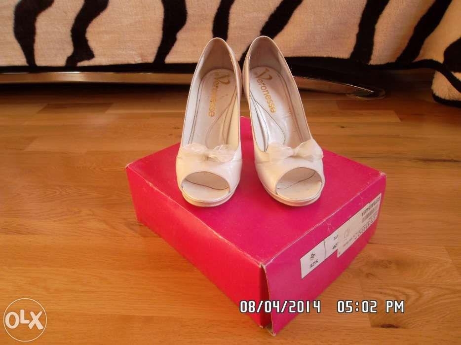 Pantofi dama [albi- sidef]
