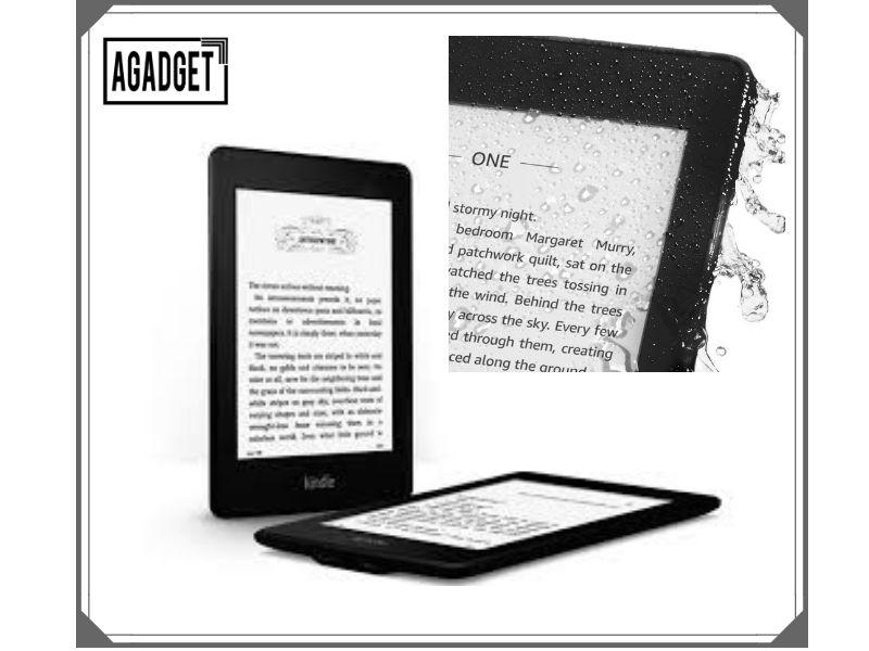 Новая модель Amazon Kindle Paperwhite 2018 (водонепроницаемая)