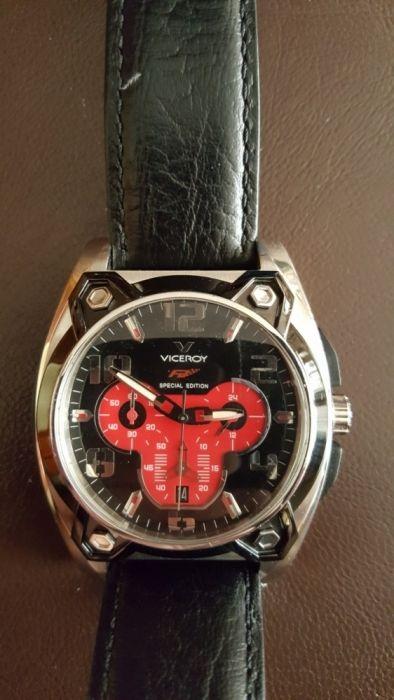Viceroy chronograf quartz si Gant chronograf quartz.