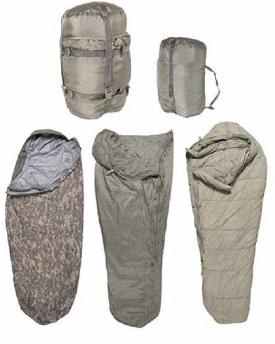 Спальный мешок, спальник НАТО
