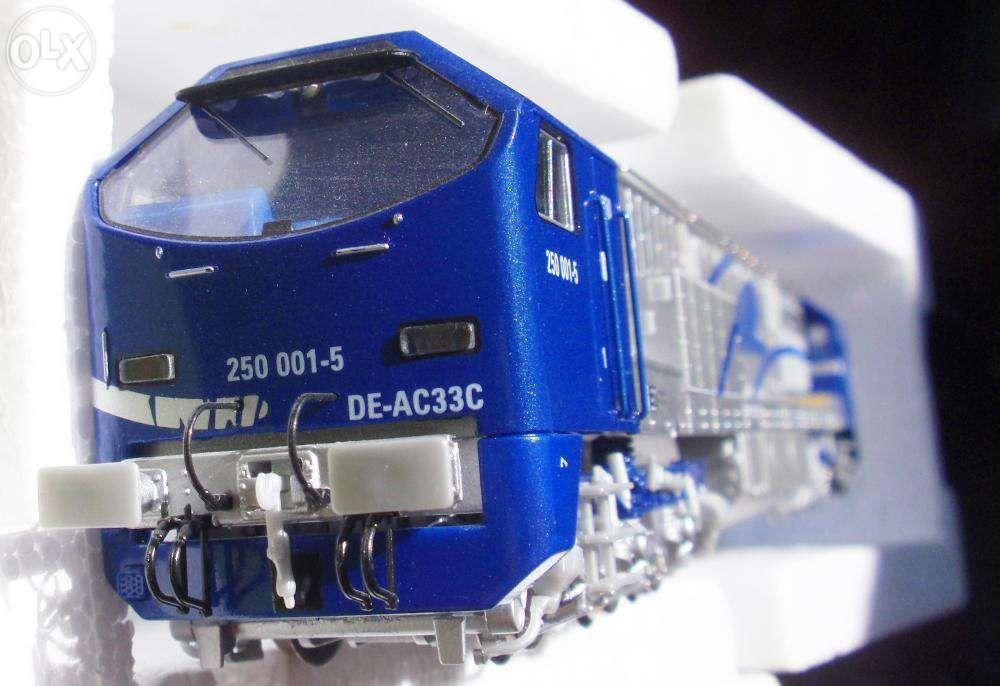 Locomotiva Mehano Prestige Blue Tiger cu sunete H0