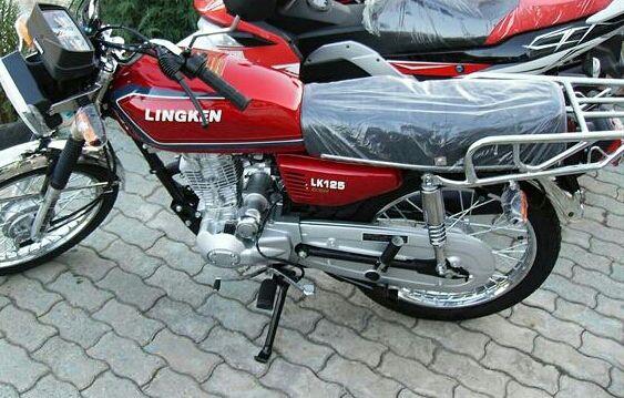 Lingken 125c a venda