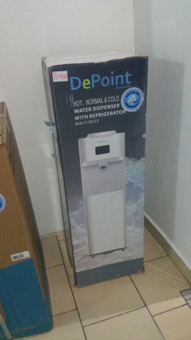 Dispensadores de água da marca depoint novos na caixa com garantia