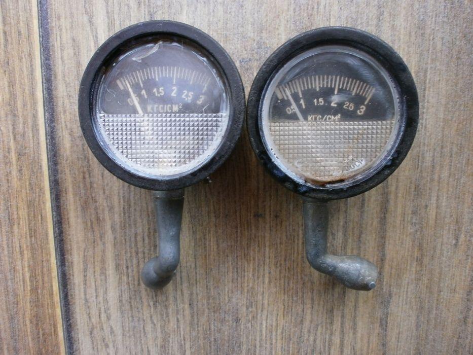 МД214 Манометър 1968г. Москвич 408,412