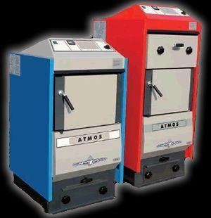 Ventilator cazan lemne Atmos de la 32 kW cu 3 ani garantie Brasov - imagine 3