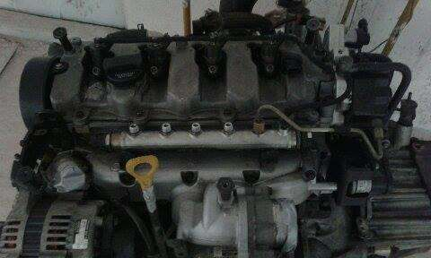 Работещ двигател за KIA Sportage