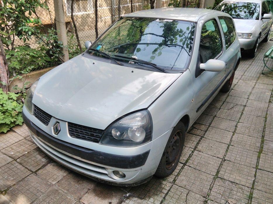 Renault Clio 1.5dci на части 3бр.