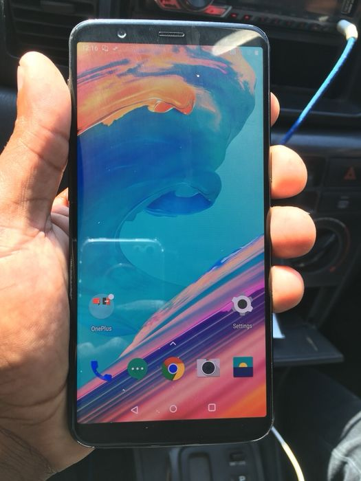 One plus on 5t