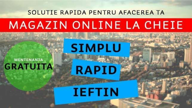 Magazin Online la cheie - mententanta INCLUSA