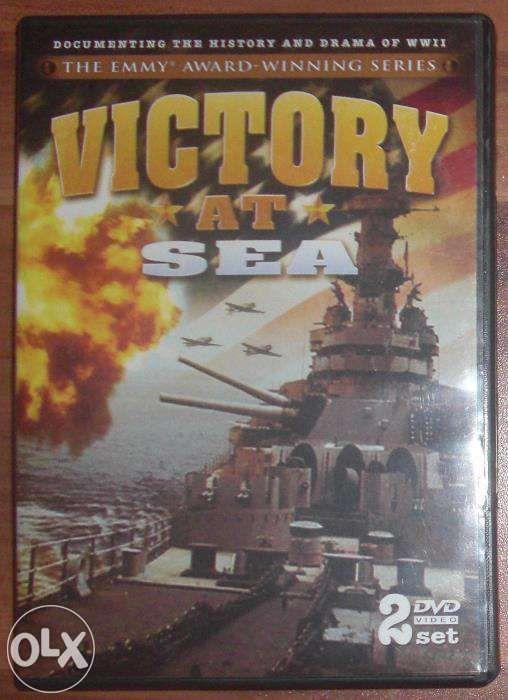 Vand set 4 DVD istorie-razboi