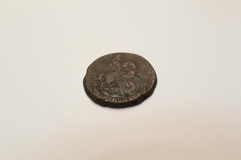 2 копейки ЕМ 1771 года