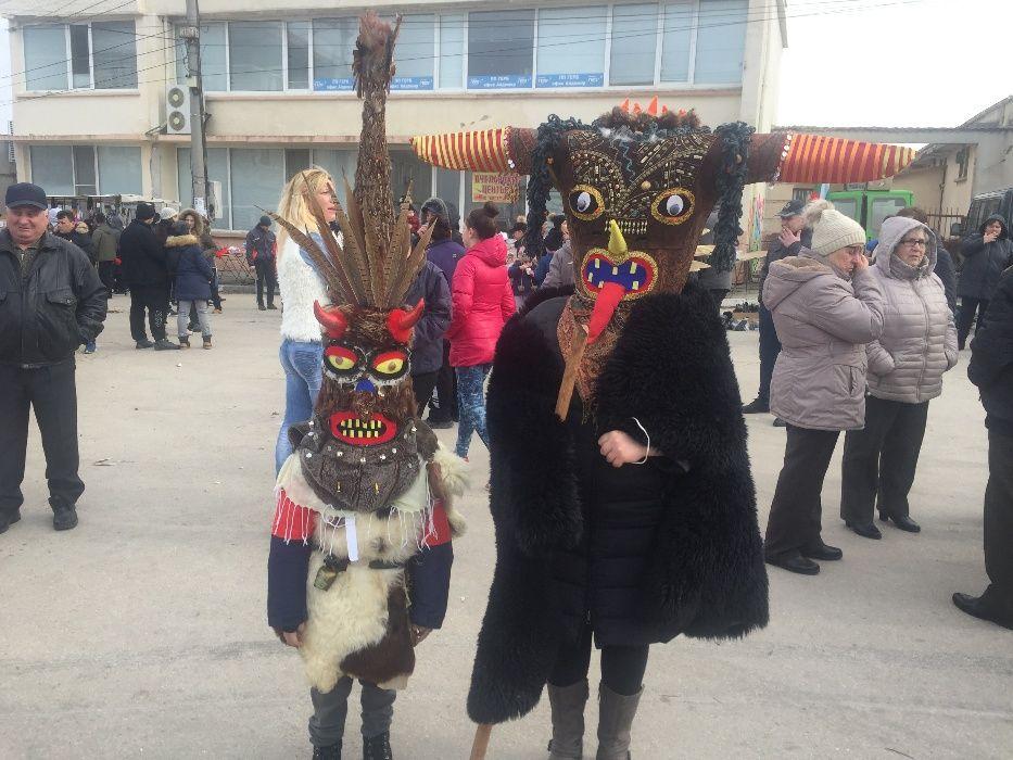кукерски маски