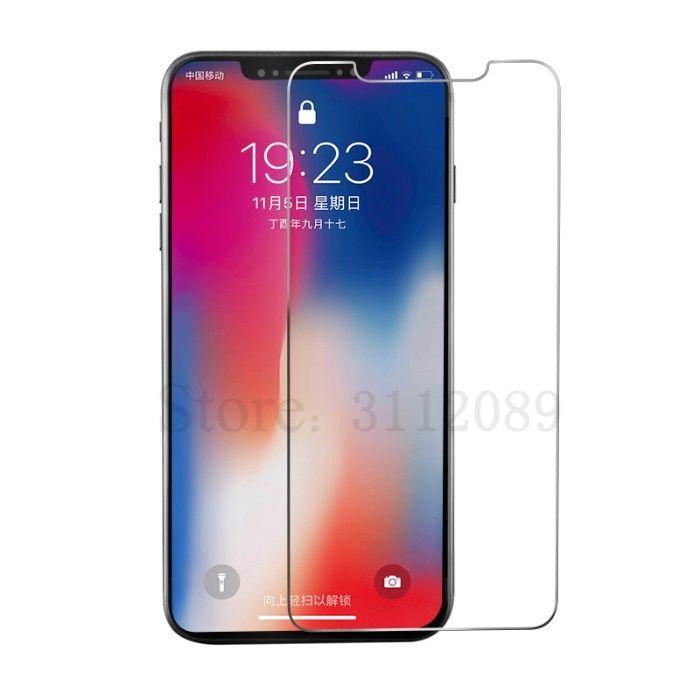 Iphone X XS 10 XR XS MAX - Pachet Husa Silicon Neagra + Folie Sticla