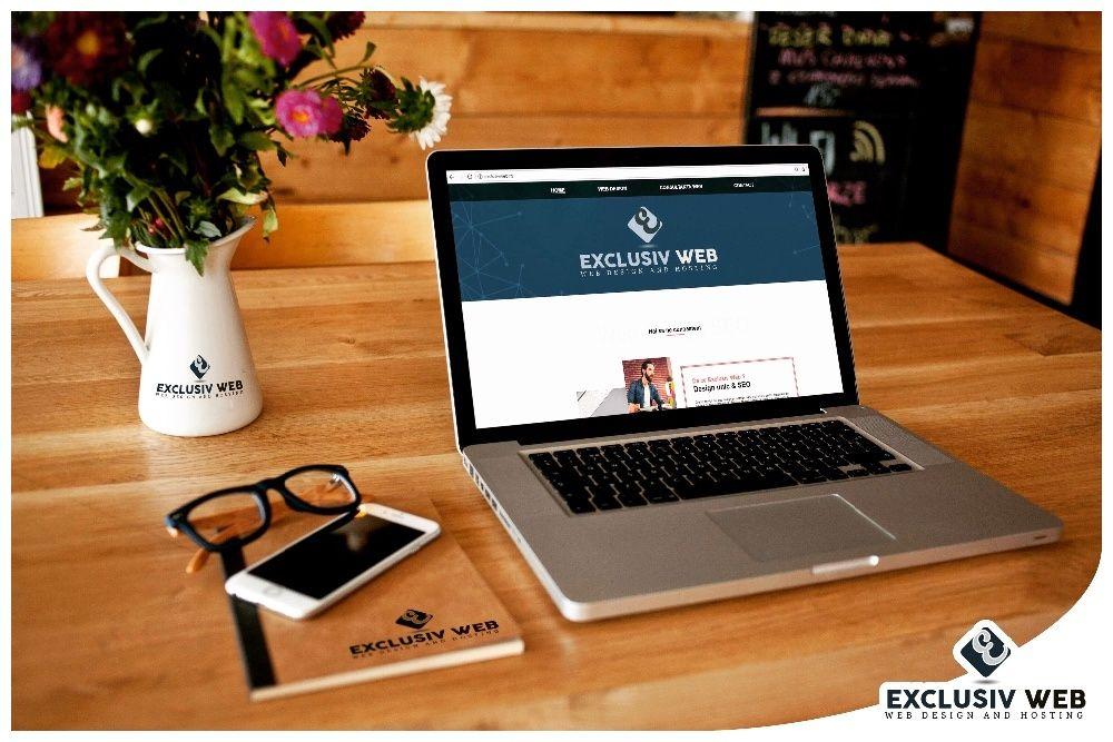 Realizam site web de prezentare, magazin online, web site si SEO