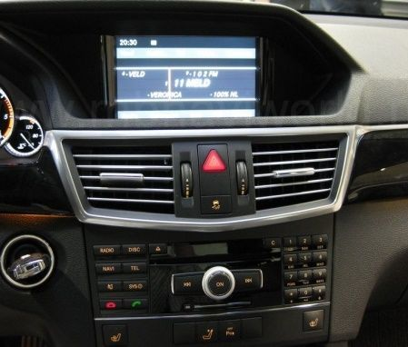 MERCEDES-BENZ E CLS DVD Navigatie Comand APS NTG4 212 Romania v12 2018