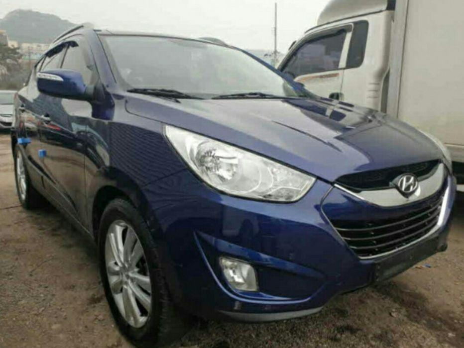 Hyundai Tucson a venda