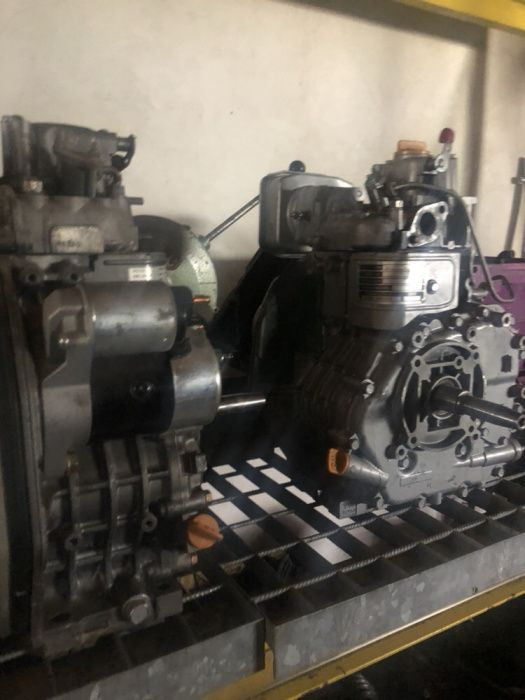 Motor diesel 1 piston yanmar