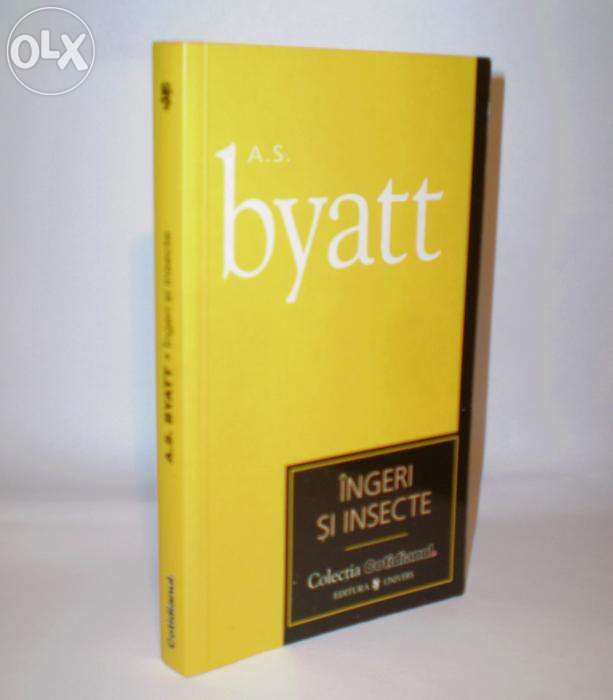 A.S.Byatt - Ingeri si insecte (doua povesti de dragoste)