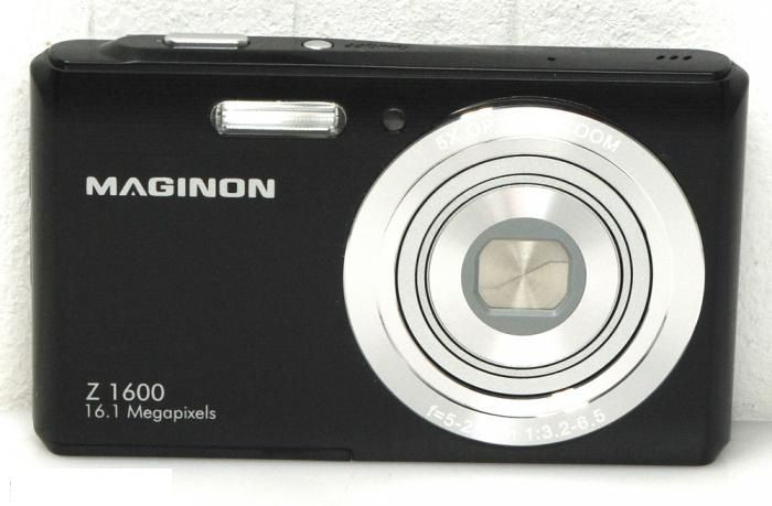 16,1 мегапиксела цифров фотоапарат MAGINON HD 720p 5x