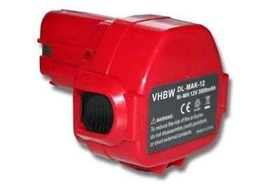 acumulator \ baterie makita 12 v 3.0ah produs nou 1220 1222 1233 1234