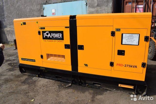 Дизельный генератор от 20кВт