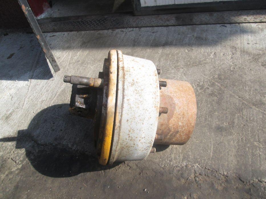 Reductor LS FK73E21280M de cilindru compactor