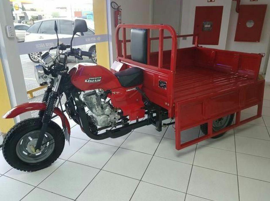 Kawasaki cupapata 3rodas