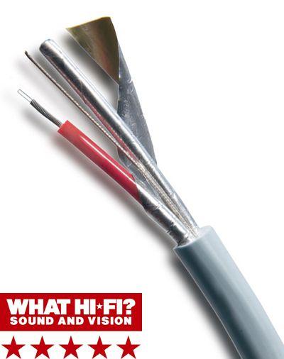 Cabluri interconect ecranate Supra Cables EFF-I, suedeze, la metraj