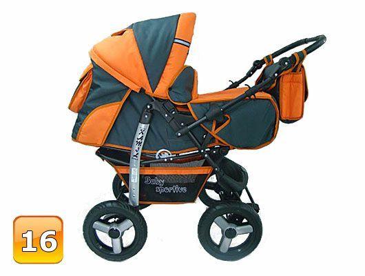 Детска количка (зимна/лятна) + кош за кола + порт бебе + аксесоари