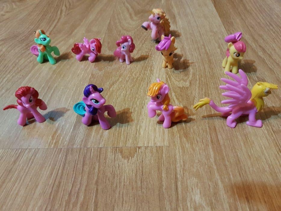 Set 10 micii ponei